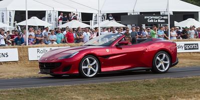2018 - Ferrari Portofino