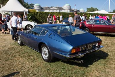 1972 - Maserati Ghibli