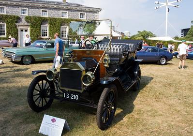 1911 - Ford Model T 'Ben Nevis'