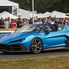 2017 Italdesign Zerouno Roadster