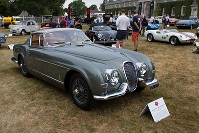 1954 - Jaguar XK120 Coachwork by Parina Farina