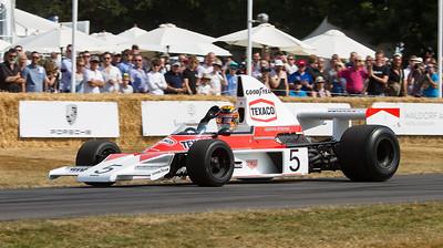 1974 - McLaren-Cosworth M23