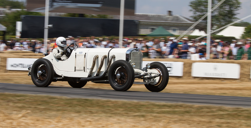 1927 - Mercedes-Benz 710 SSK