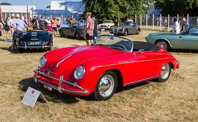 1956 - Porsche 356A Speedster