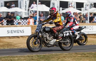 2018 - Harley Davidson XR750