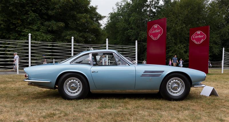 1963 Jaguar XK-D Coachwork by Michelotti