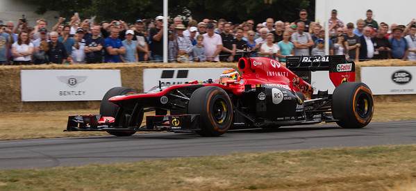 2012 - Lotus E20