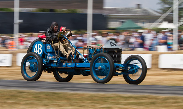 1906 - Darracq Grand Prix
