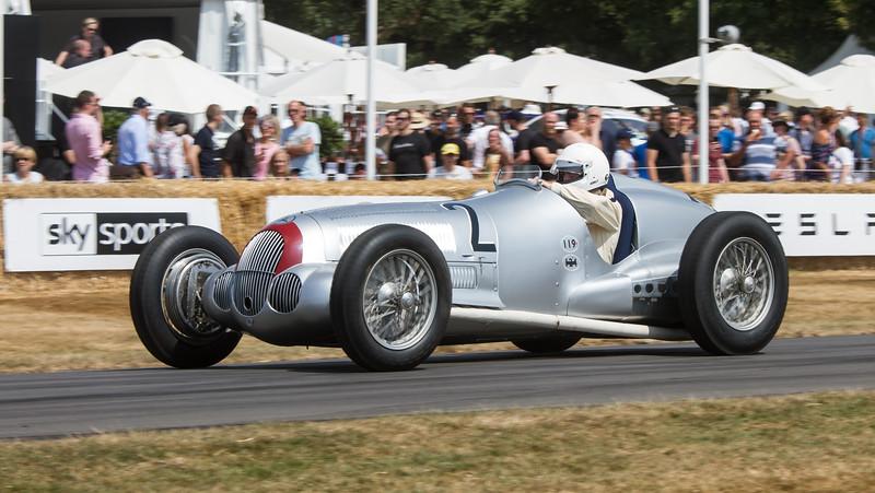 1937 - Mercedes-Benz W125