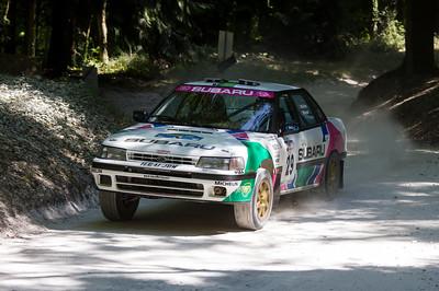 1991 - Subaru Legacy