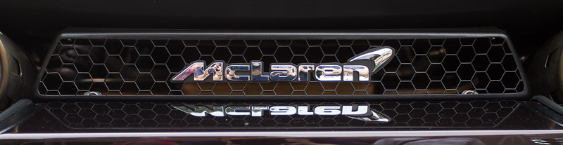 2018 - McLaren 600LT