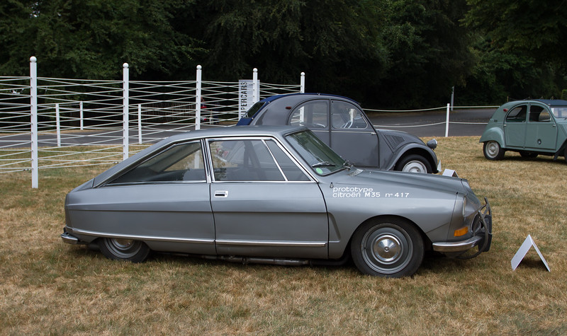1970 - Citroen M35