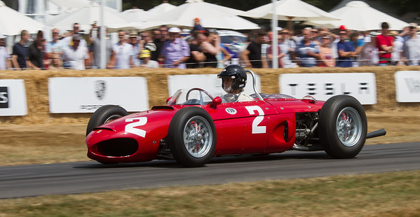 1961 - Ferrari 156 'Sharknose'