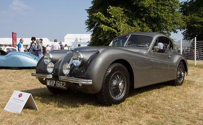 1952 - Jaguar XK120 Fixed Head