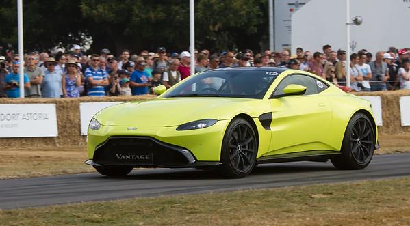 2018 - Aston Martin Vantage