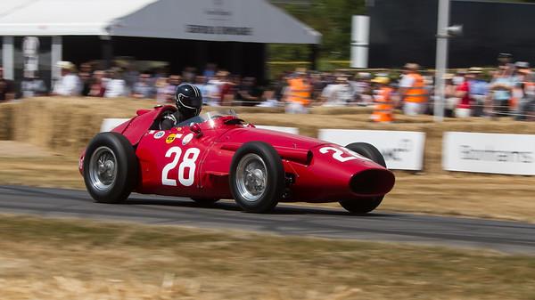 1956 - Maserati 250F