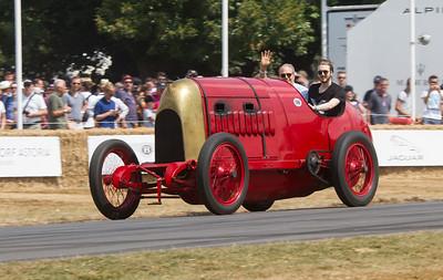 1911 - Fiat S76 'Beast of Turin'