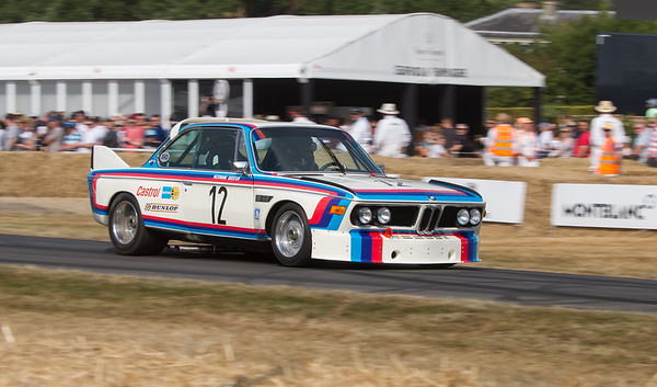1975 - BMW 3.0 CSL 'Batmobile'