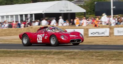 1967 - Alfa Romeo T33/2 'Fleron'
