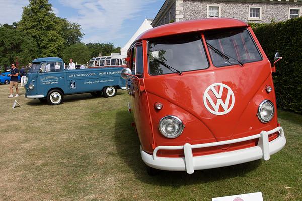 1959 - Volkswagen Type 2 Royal Mail Van