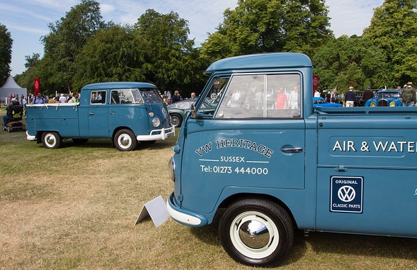 1956 - Volkswagen Single Cab 'Type 261'