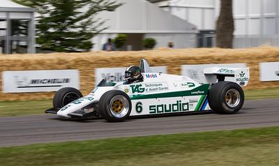 1982 - Williams-Cosworth FW08