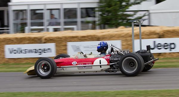 1968 - Lotus-Cosworth 49B