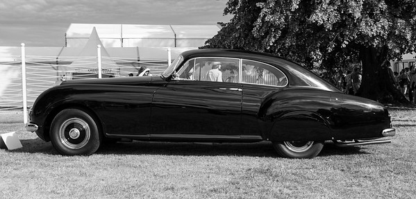 1954 - Bentley R-Type Continental
