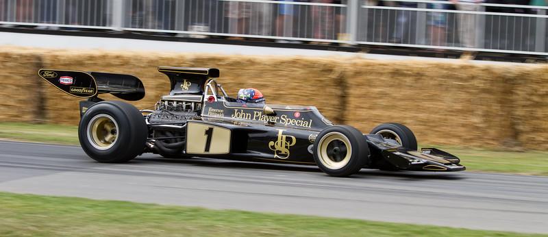 1973 - Lotus-Cosworth 72E