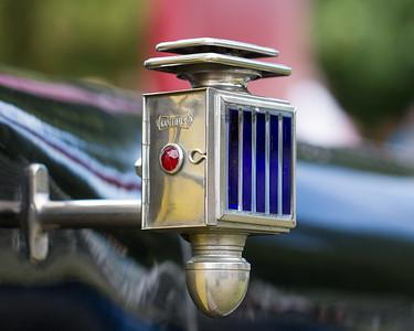 Lucidus Pair Carriage Lamp - 1928 Bugatti Type 40A 'Lydia'