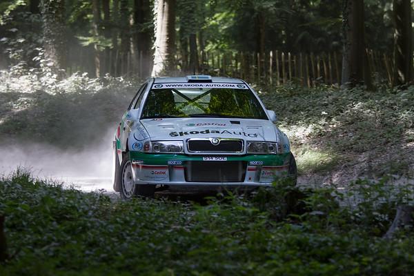 2019 - Skoda Octavia WRC