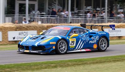 2018 - Ferrari 488 Challenge