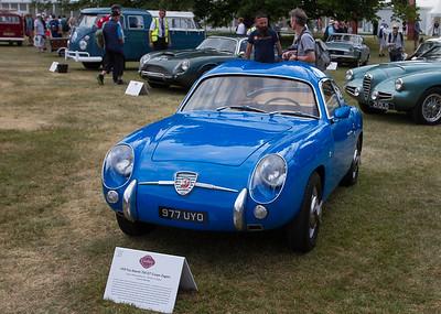 1959 Fiat Abarth 750 Coupe Zagato