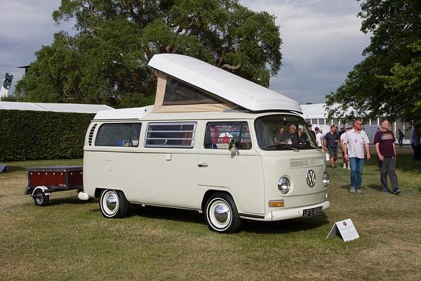 1970 - Volkswagen Type 2 Campmobile