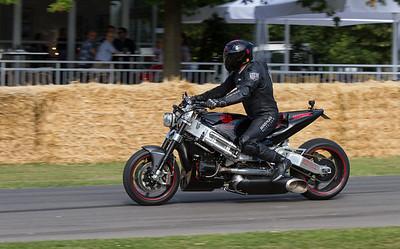 2015 - Mad Max Turbine Bike