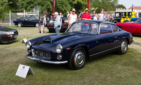 1961 - Lancia Flaminia Sport Zagato