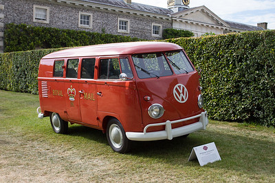 1959 - Volkswagen Type 2 Royal Mail Van