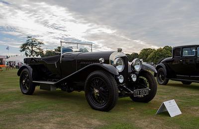 1929 Bentley 4½ Litre Vanden Plas