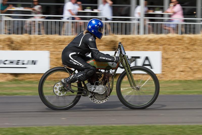 1919 Harley-Davidson Model F