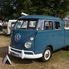 1963 Volkswagen Type 2 Crew Cab