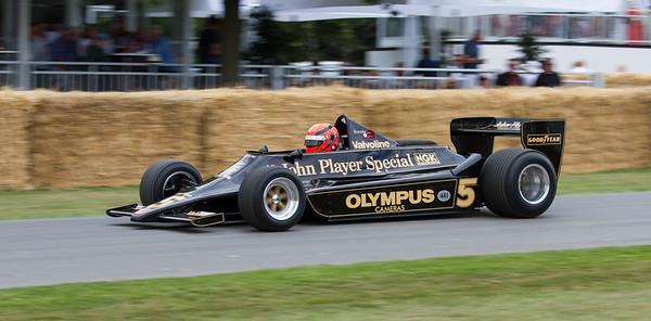 1978 - Lotus-Cosworth 79