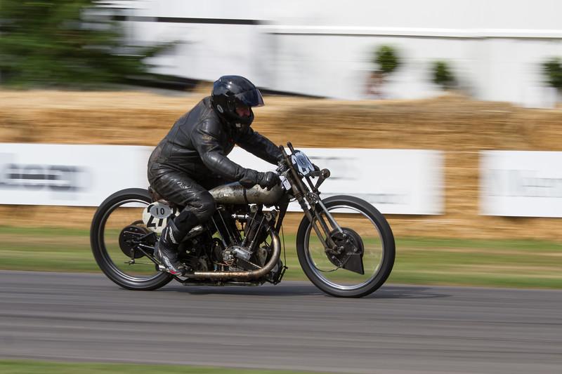 1926 - Brough Superior SS100 Racing