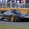 2012 Pagani Zonda R 'Evolution'