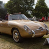 1957 - Fiat Abarth 750 GT Spyder Zagato