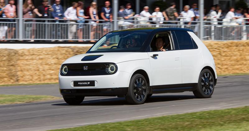 2019 Honda e