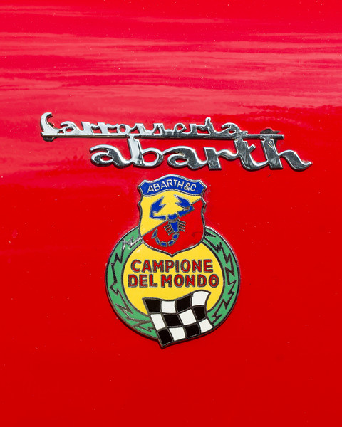 1966 Abarth 750 Simca 2mila GT Coupe