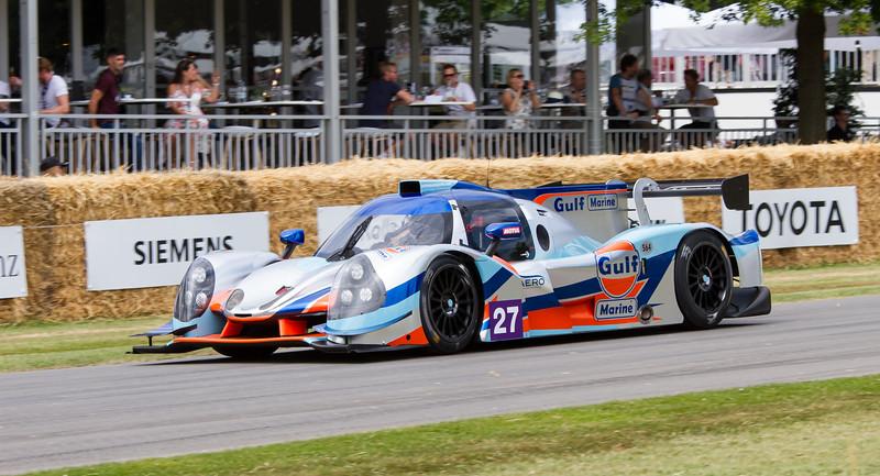 2019 - Ligier JS P217