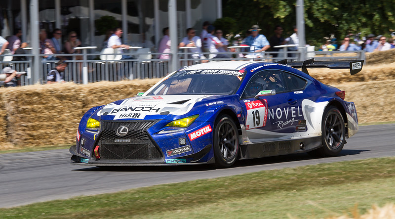 2019 - Lexus RC F GT3