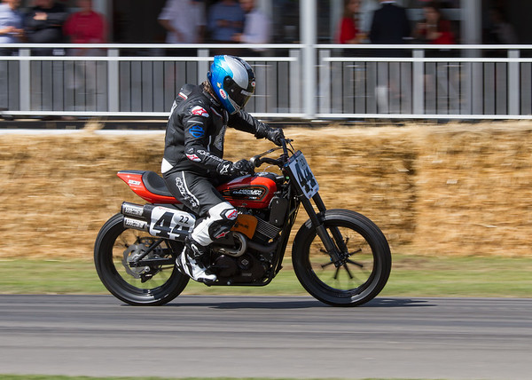 2016 - Harley-Davidson XG750R