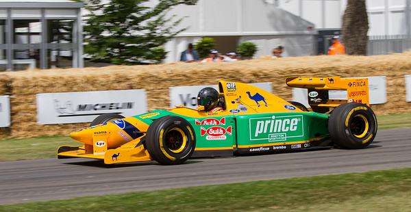 Benetton Formula 1